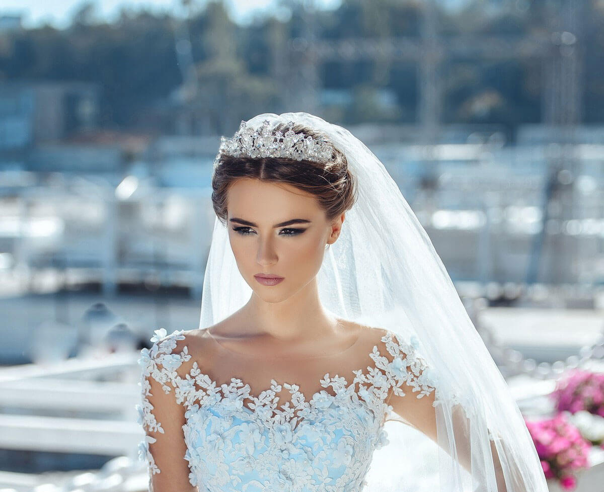 Ukrainian designers of wedding dresses