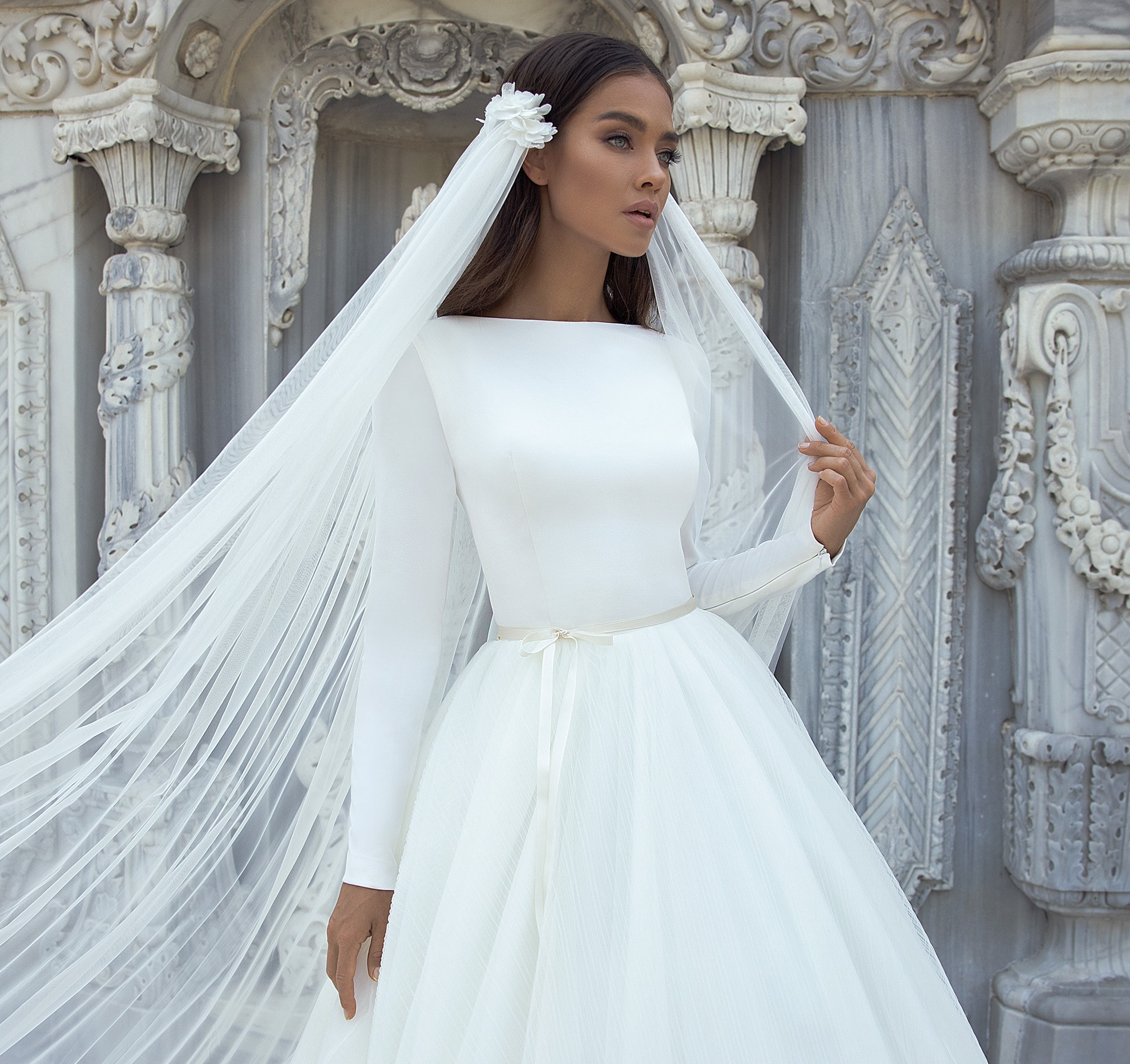 Wedding Dresses wholesale collection Istanbul Campaign