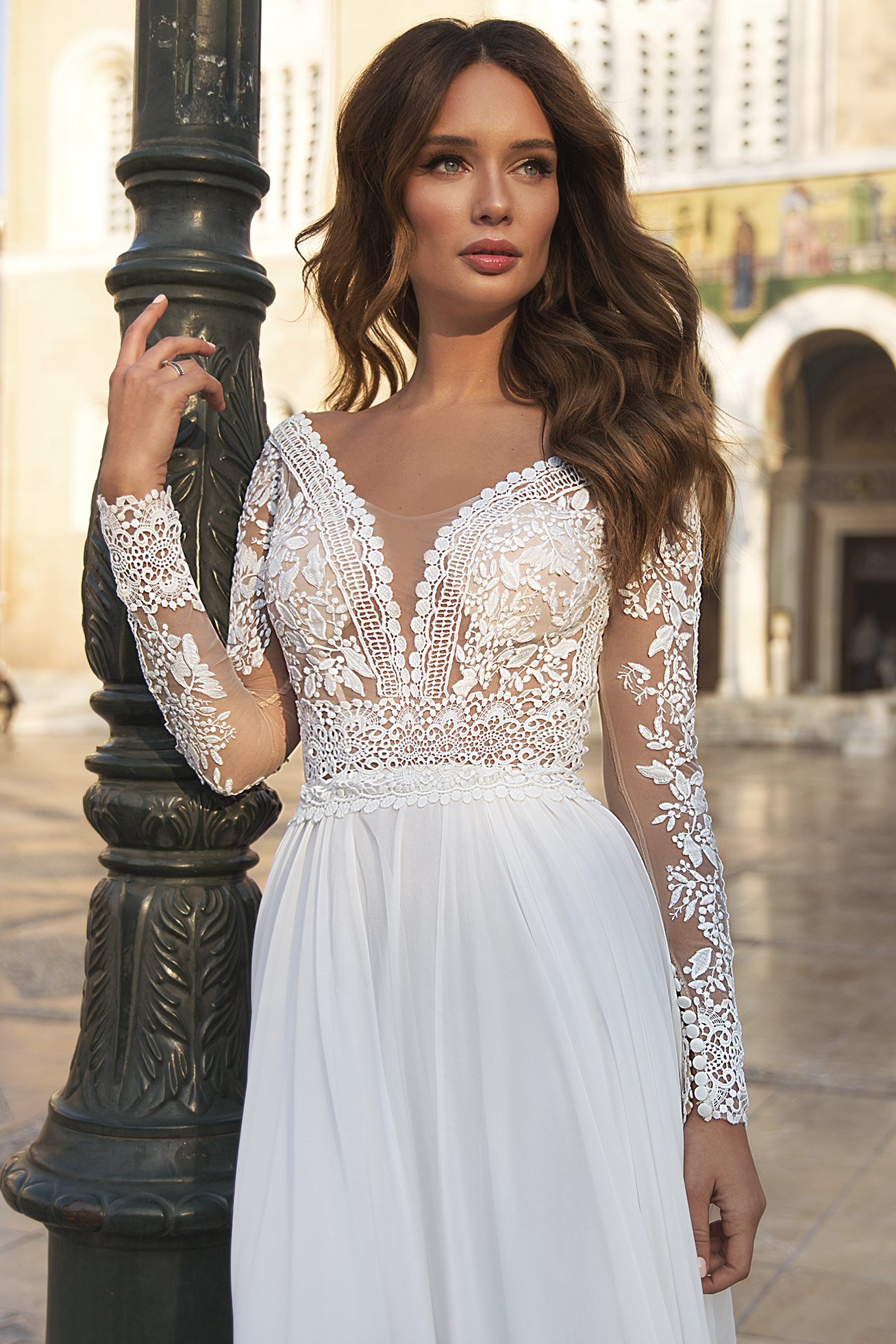 Wedding Dresses wholesale collection Greece Campaign