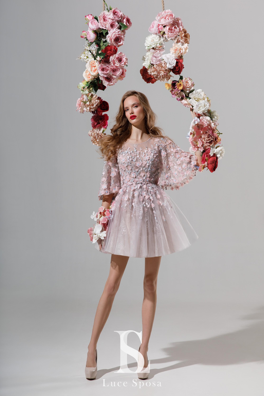 Evening dresses «Rodjercia»-1