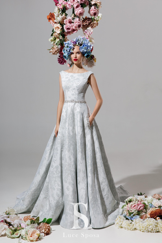 Evening dresses «Strelitzia»-1