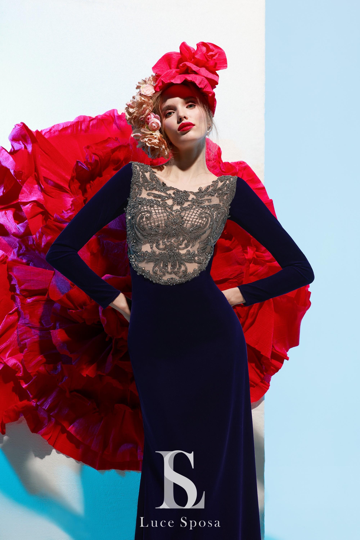 Evening dresses «Petunia»-2