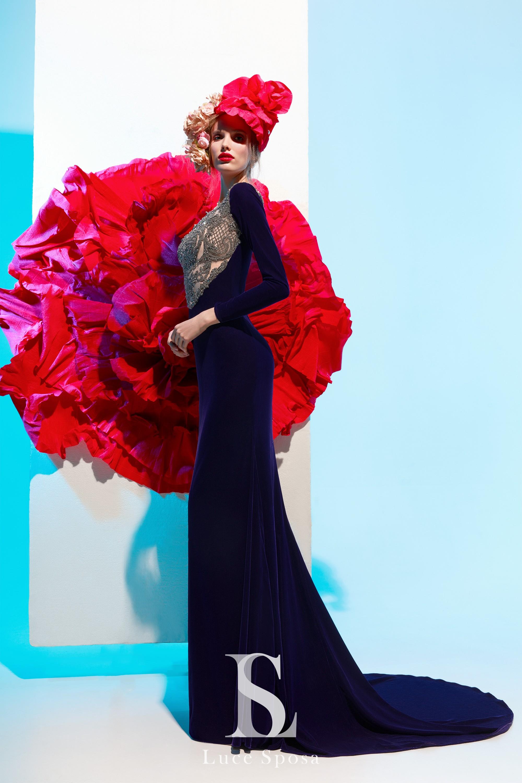 Evening dresses «Petunia»-3
