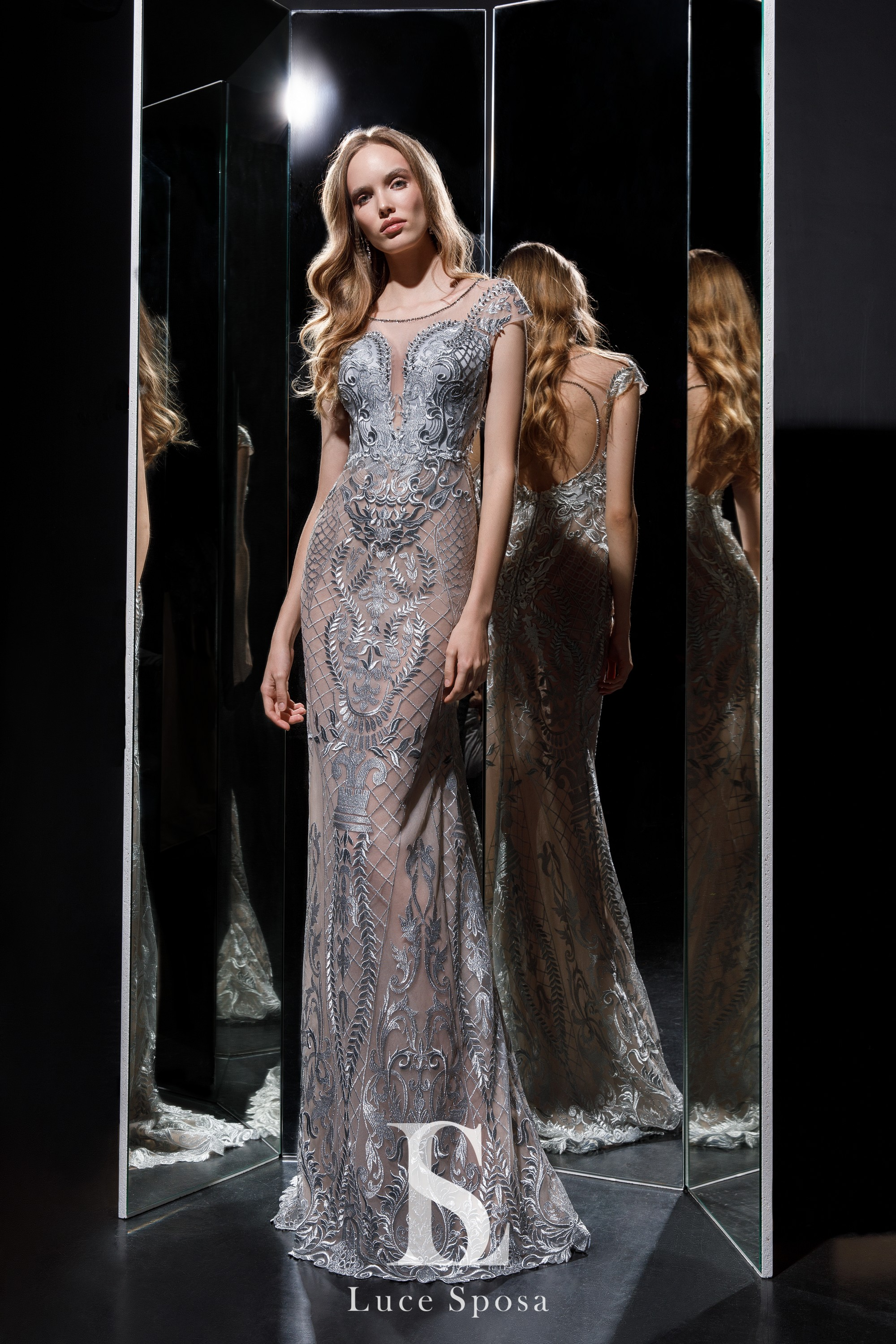 Evening dresses-Collections «Lubelia»-1