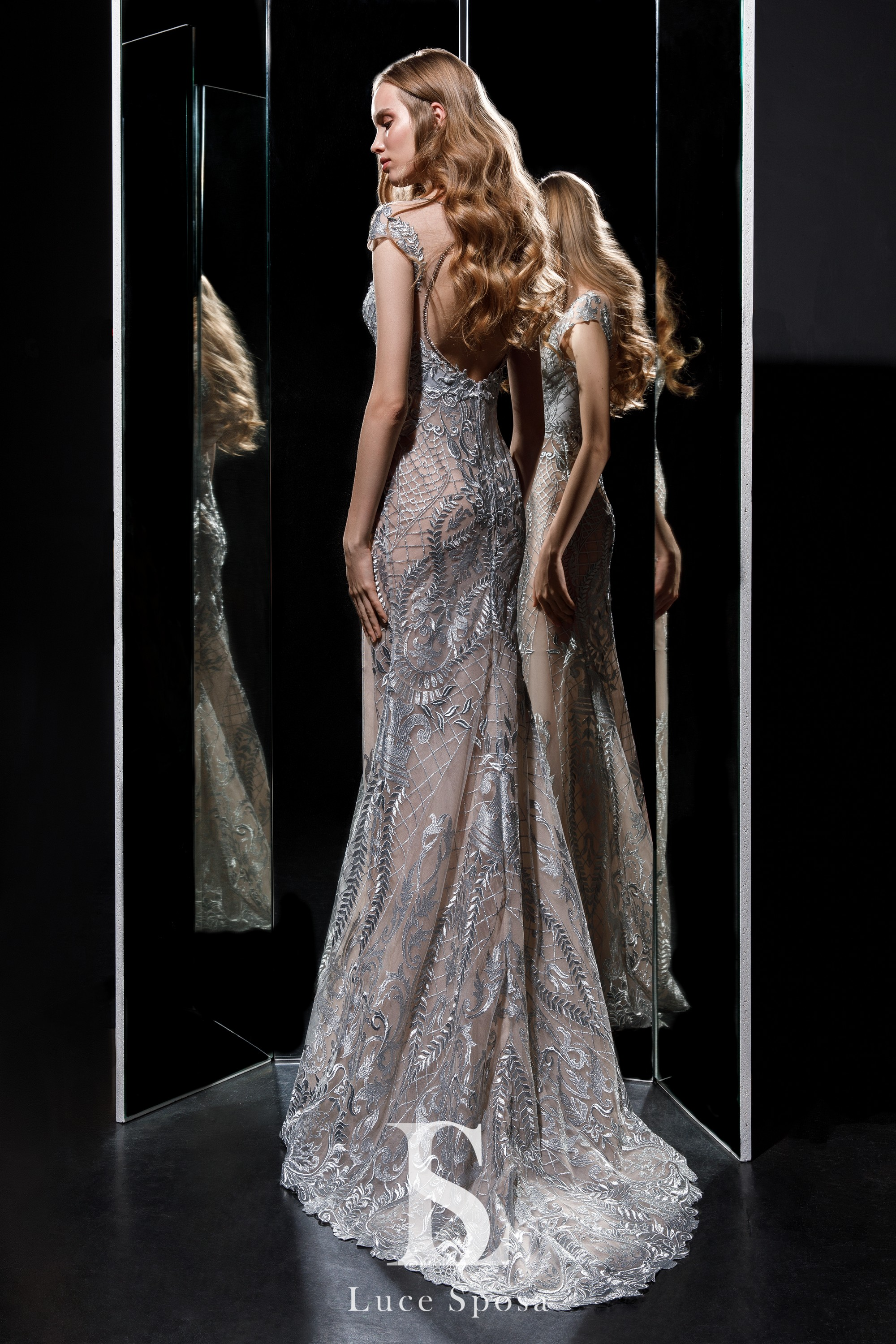 Evening dresses-Collections «Lubelia»-2