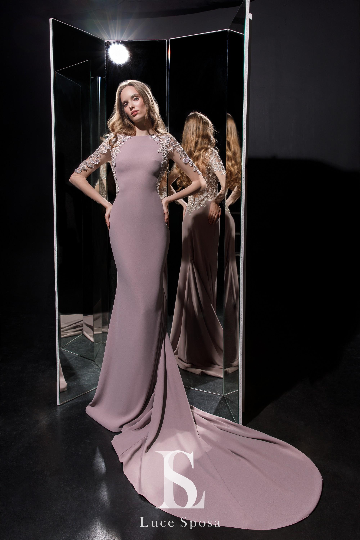 Evening dresses «Peony»-1