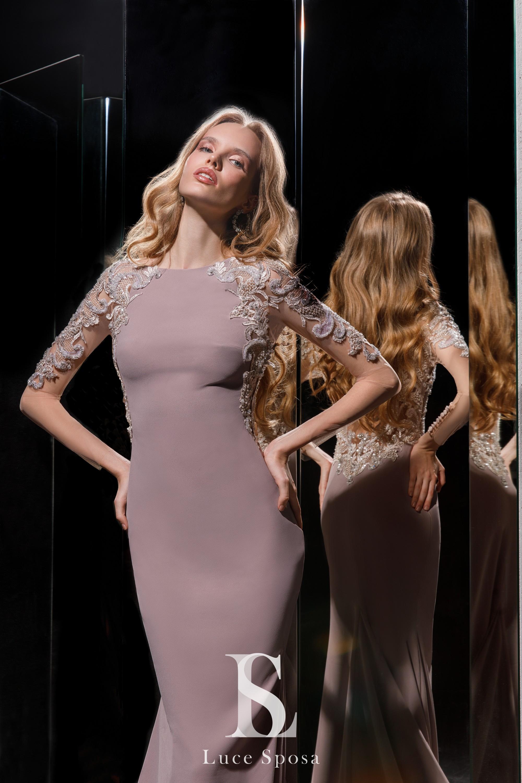 Evening dresses «Peony»-2