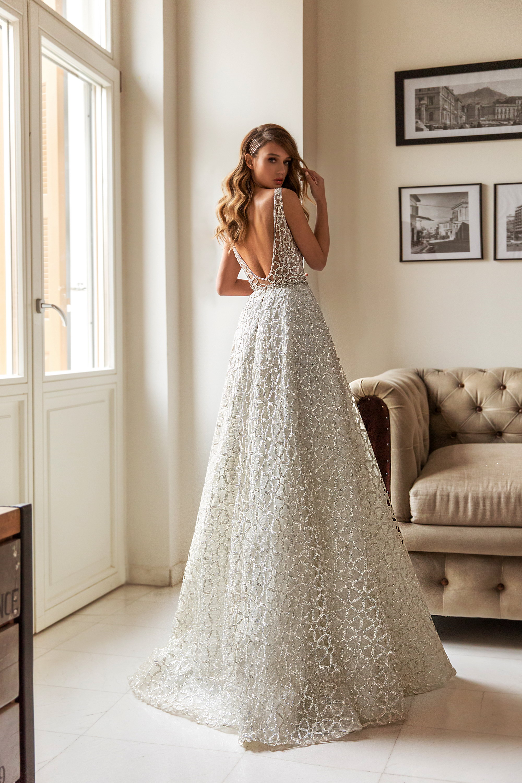 Свадебные платья оптом «Eleonor»-1
