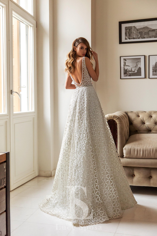 Свадебные платья оптом «Klaudi»-2
