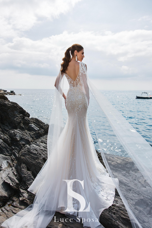 Свадебные платья оптом «Eleonor»-3