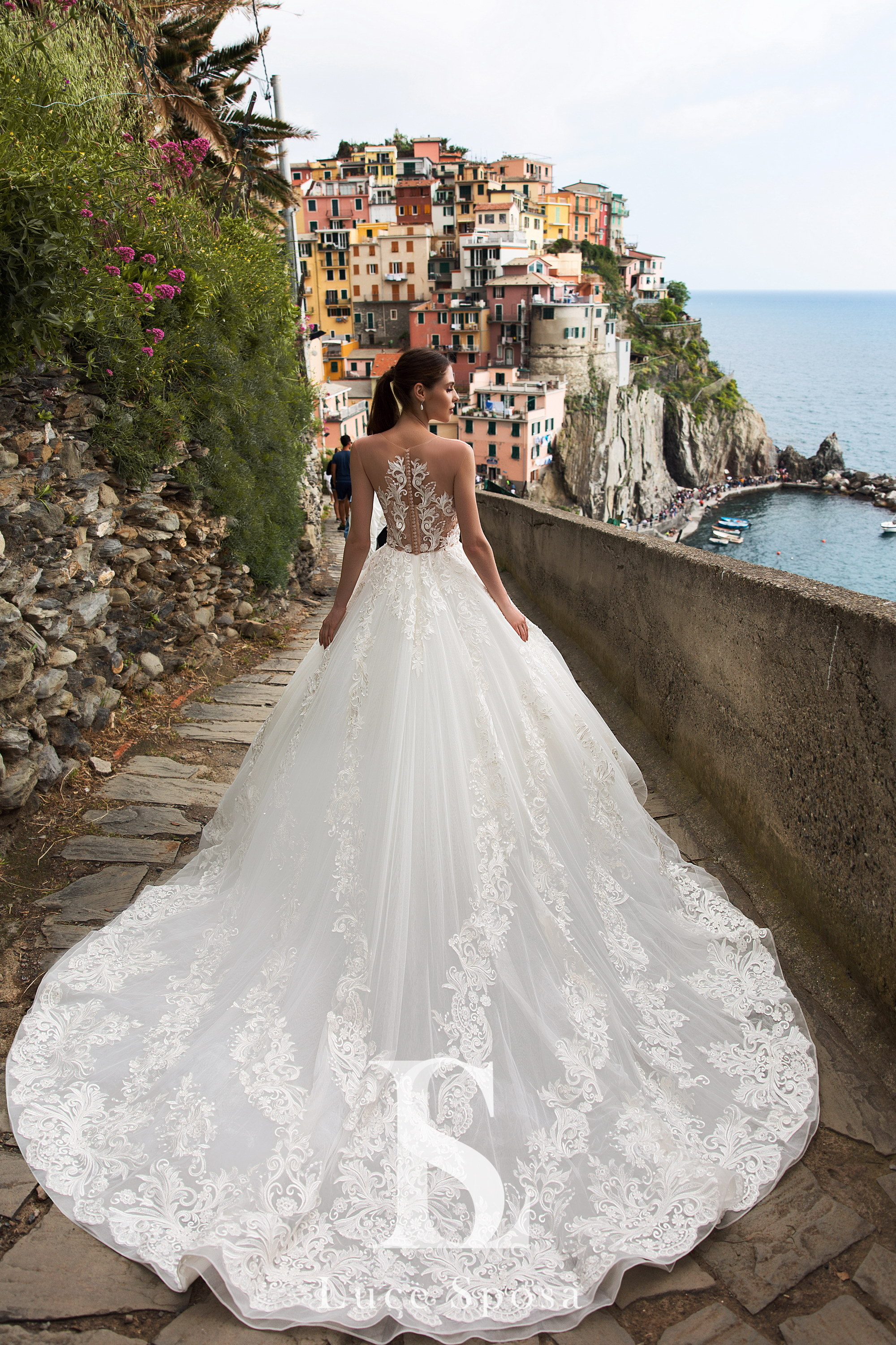 Wedding Dresses «Delight»-1