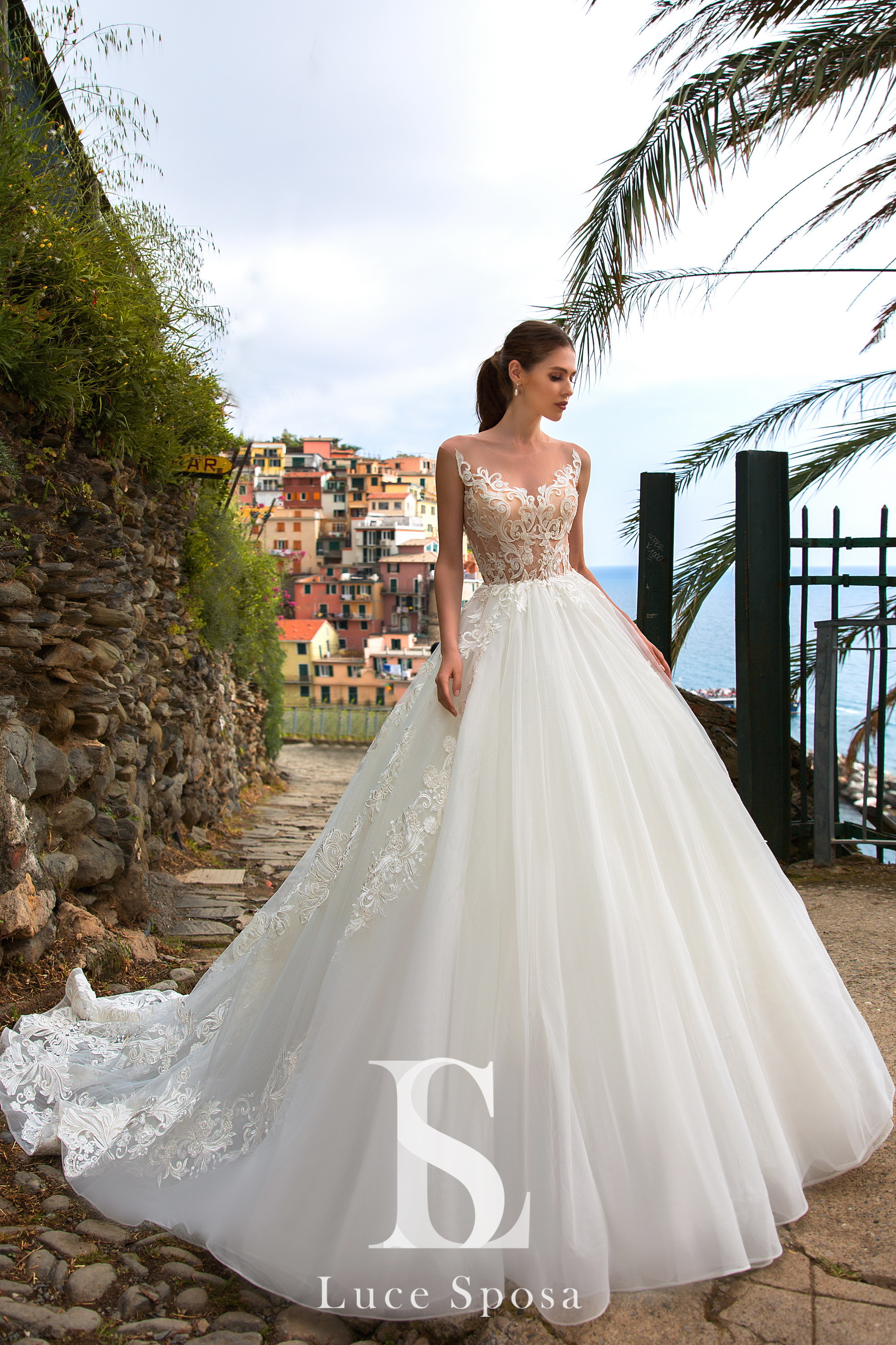 Wedding Dresses «Delight»-3