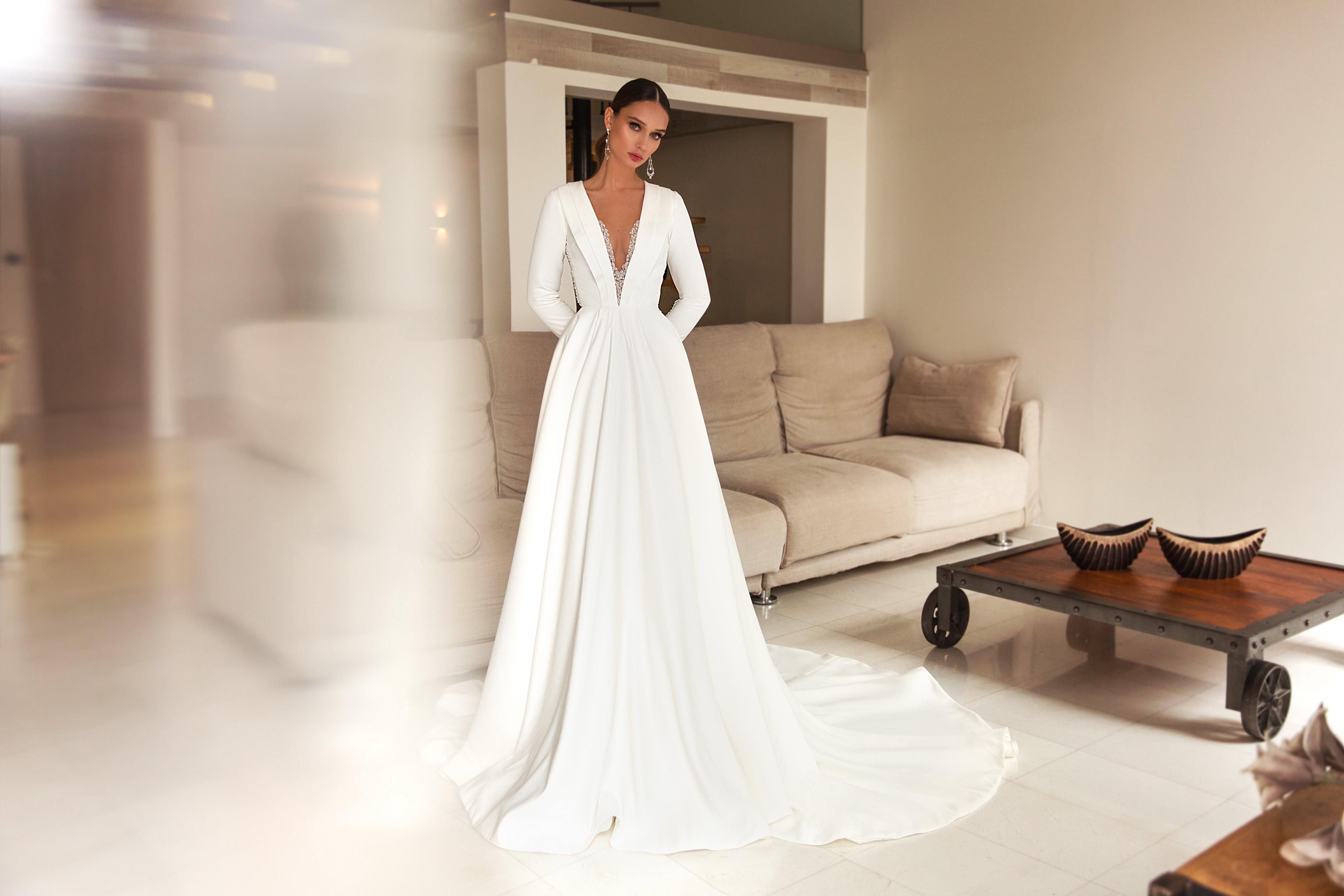 Wedding Dresses «Maricol»-1
