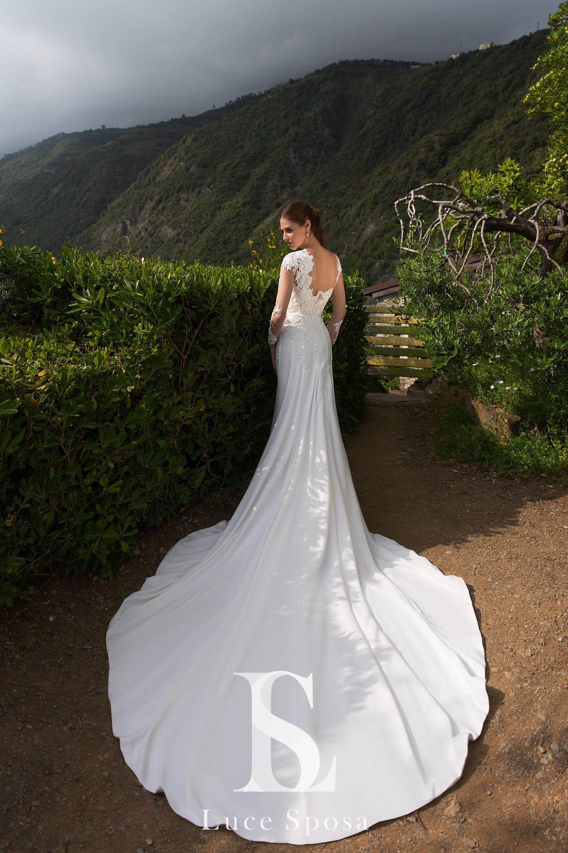 Свадебные платья оптом «Treysi»-3