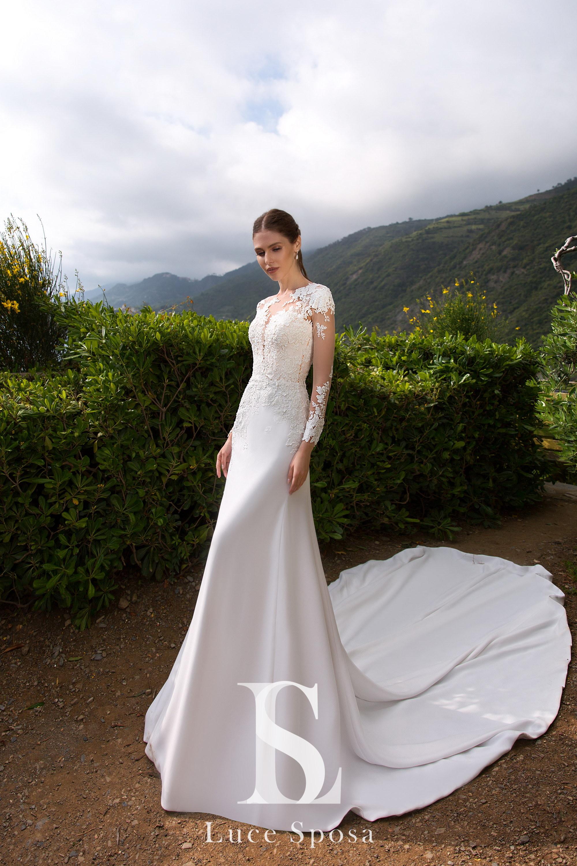 Свадебные платья оптом «Treysi»-2