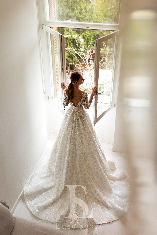 Свадебные платья оптом «Melitta»-3