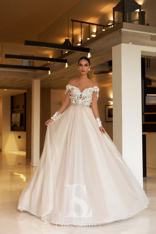 Wedding Dresses «Nikolet»-1