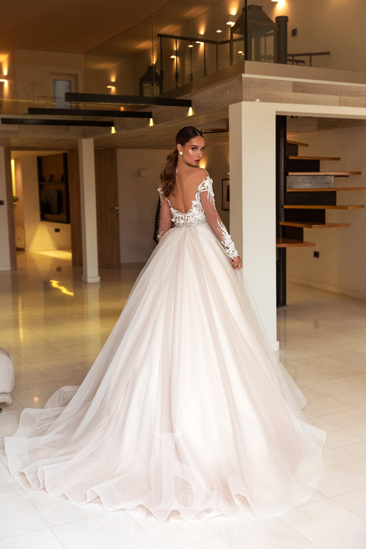 Wedding Dresses «Nikolet»-3
