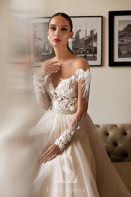 Wedding Dresses «Nikolet»-2