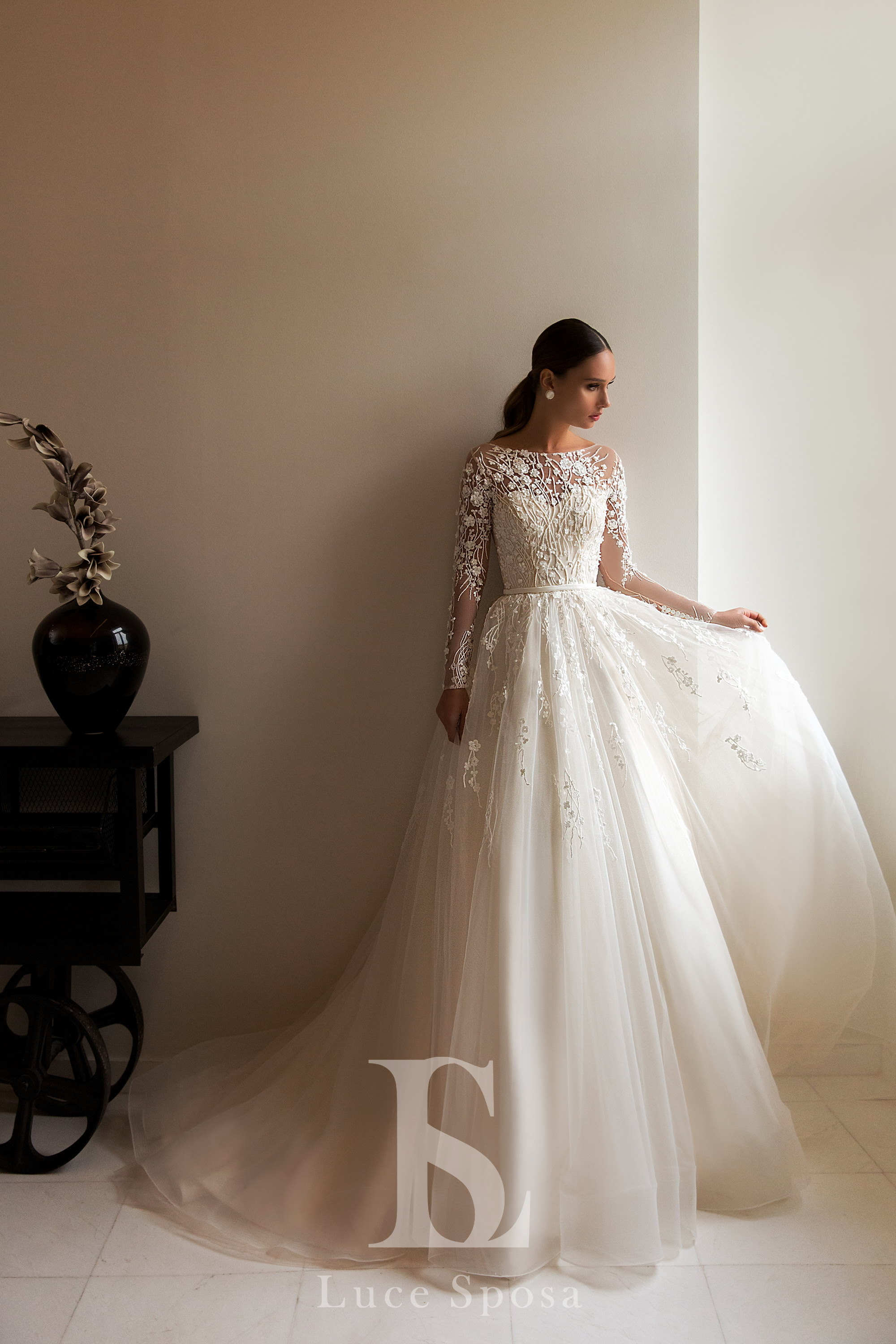Wedding Dresses «Roksan»-1