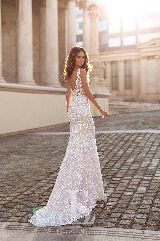 Свадебные платья оптом «Aglea»-3