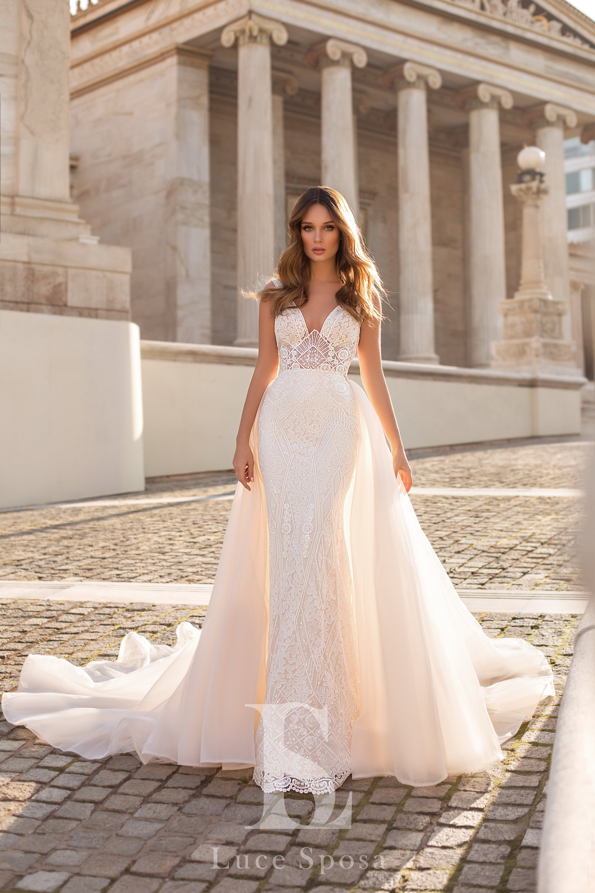 Wedding Dresses «Aglea»-1