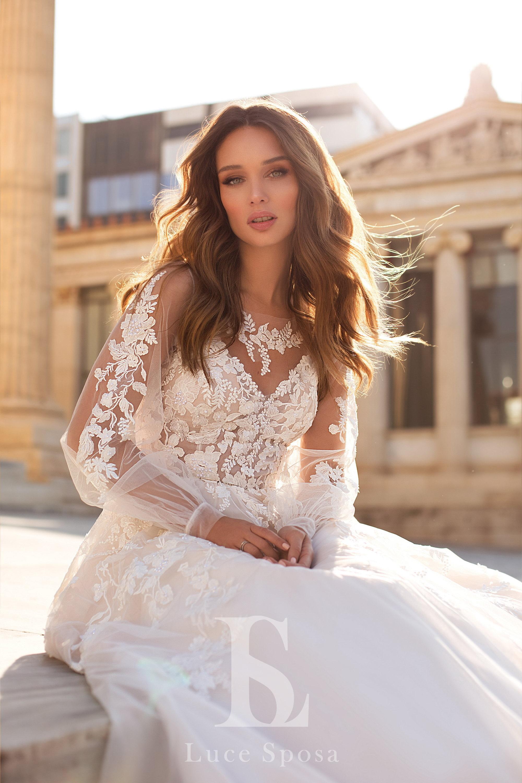 Wedding Dresses «Avrora»-1