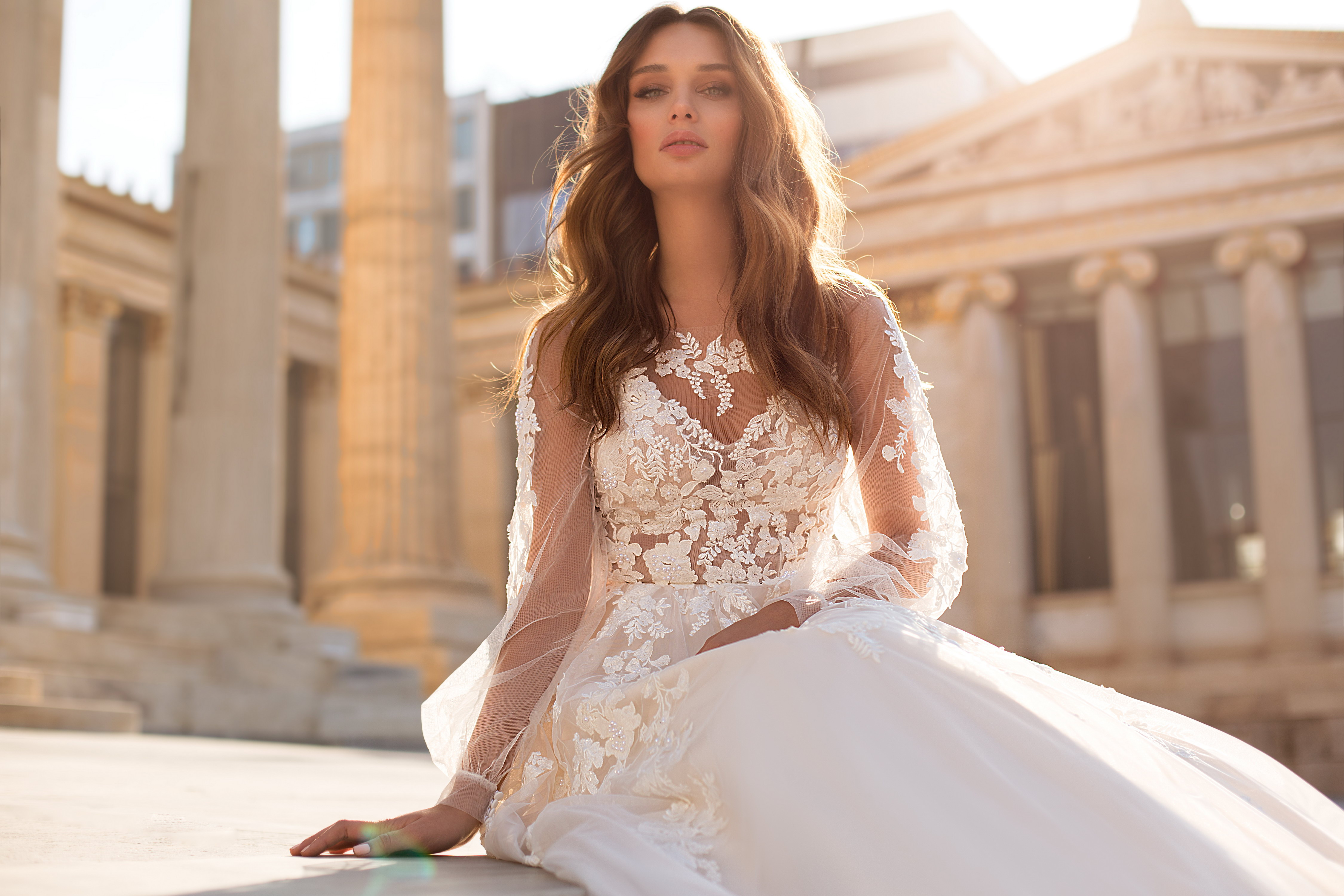 Evening dresses «LS19-04»-2