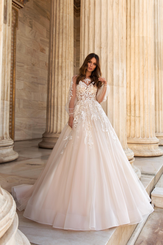 Wedding Dresses «Avrora»-2