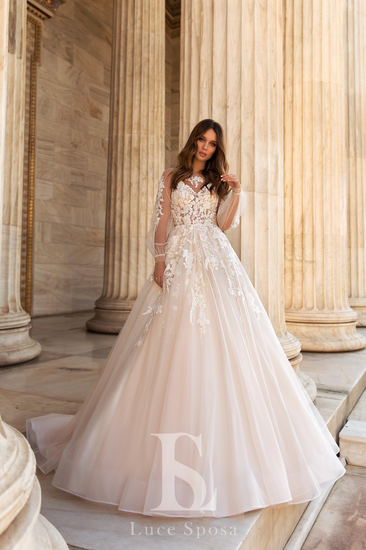 Свадебные платья оптом «Avrora»-2
