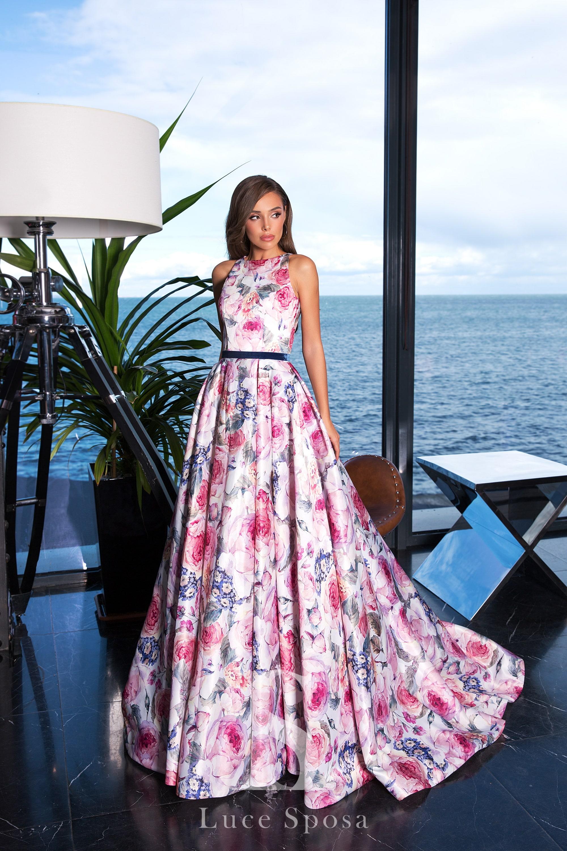 Evening dresses «LS19-08»-1