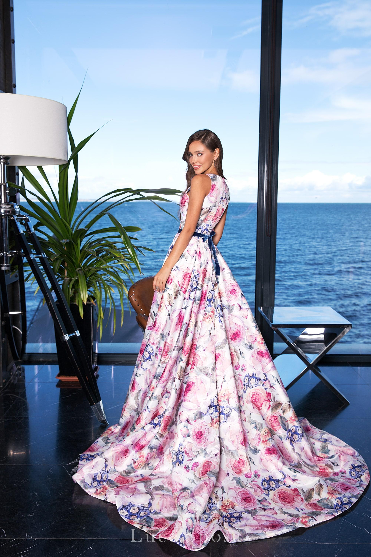 Evening dresses «LS19-08»-2