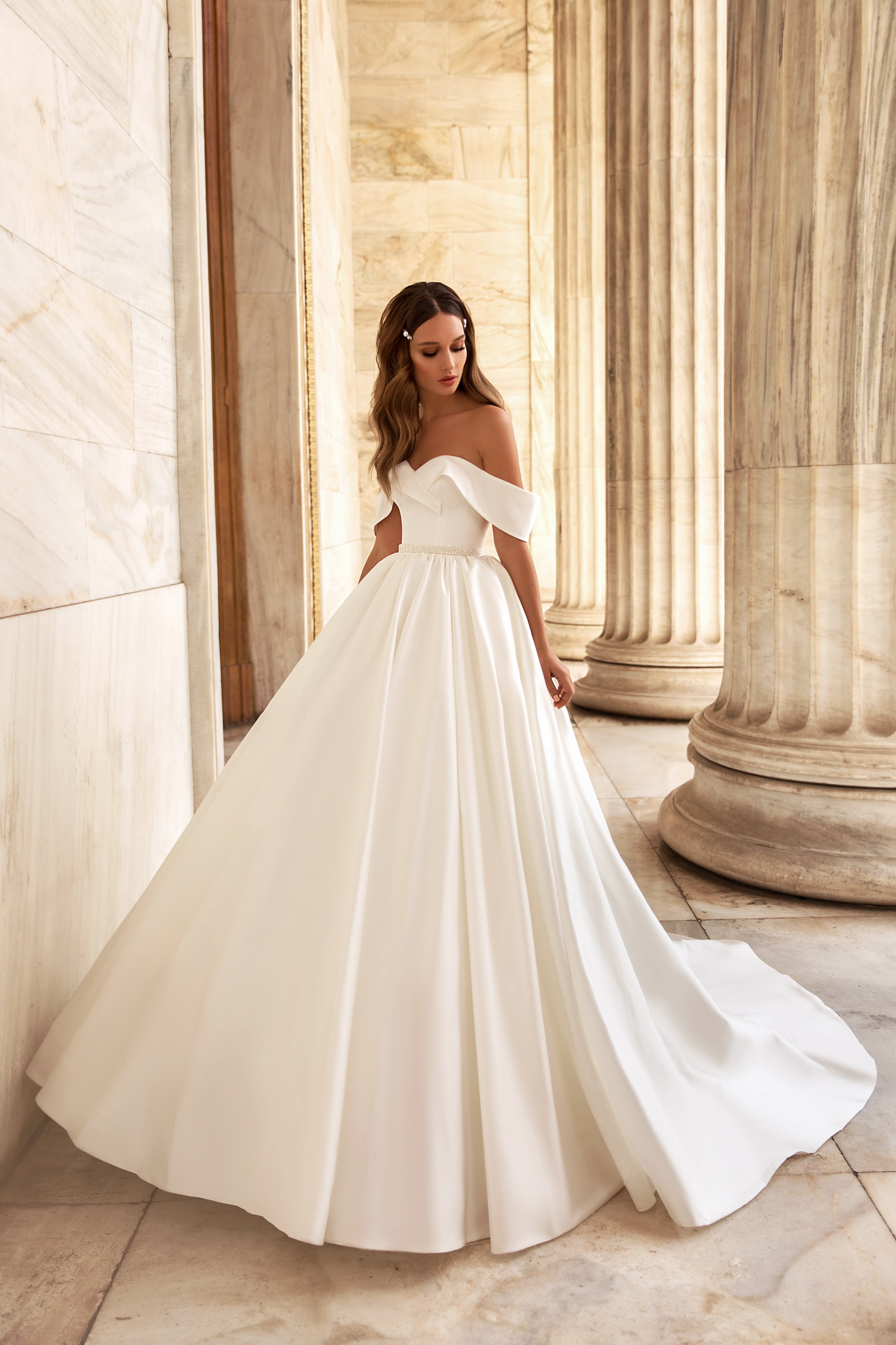 Wedding Dresses «Blansh»-1