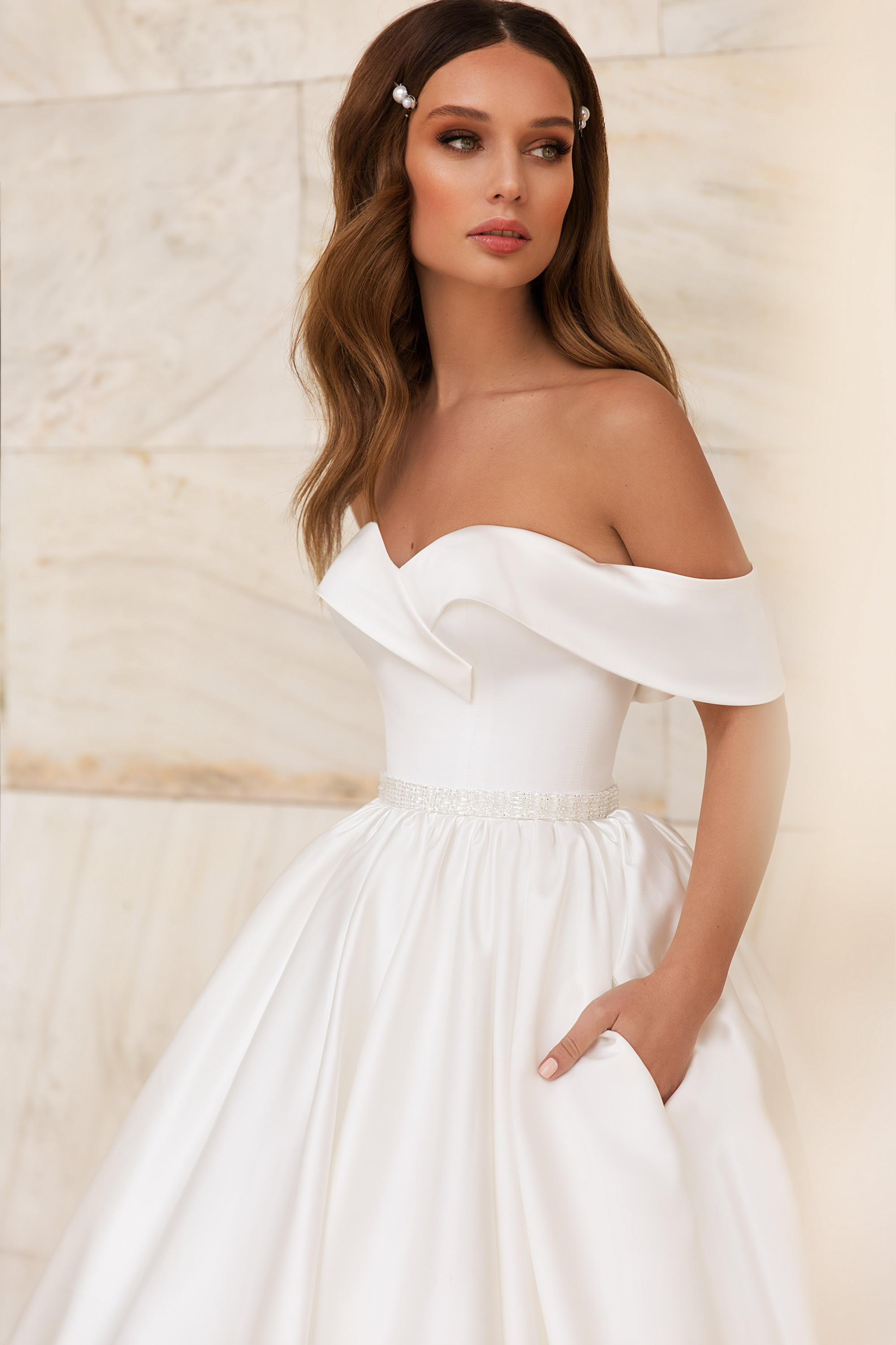Wedding Dresses «Blansh»-2