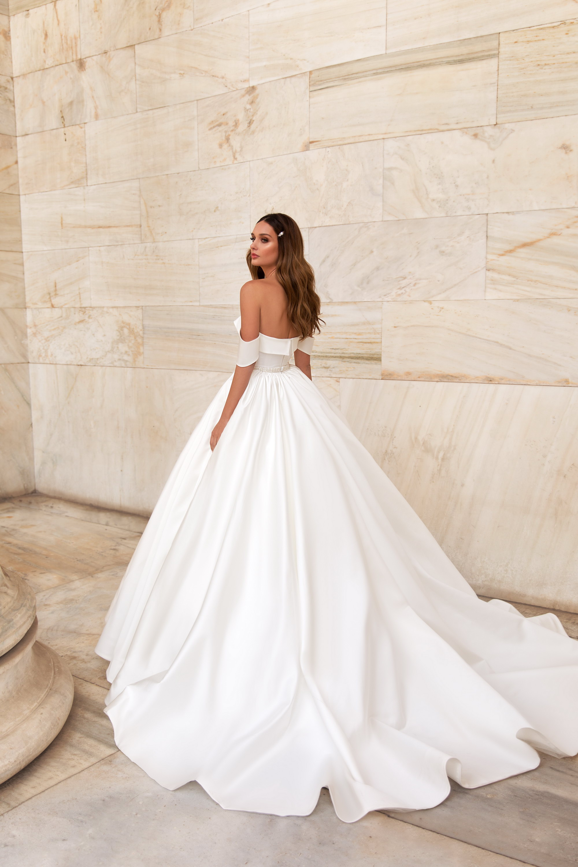 Wedding Dresses «Blansh»-3