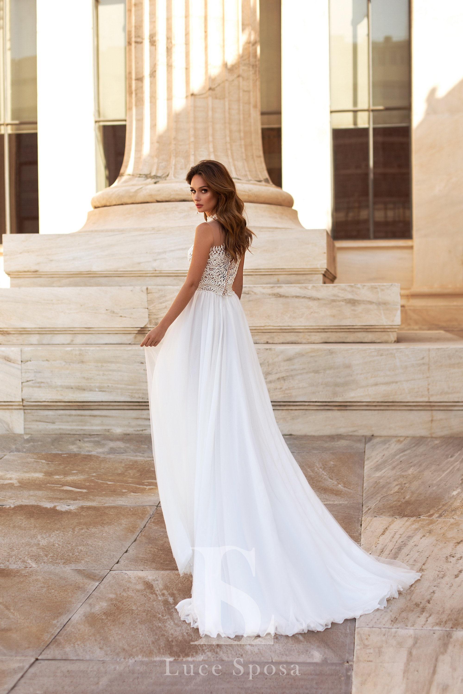 Свадебные платья оптом «Dores»-3