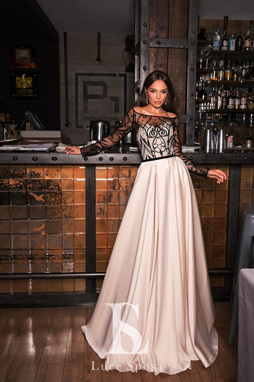 Evening dresses «LS19-23»-1