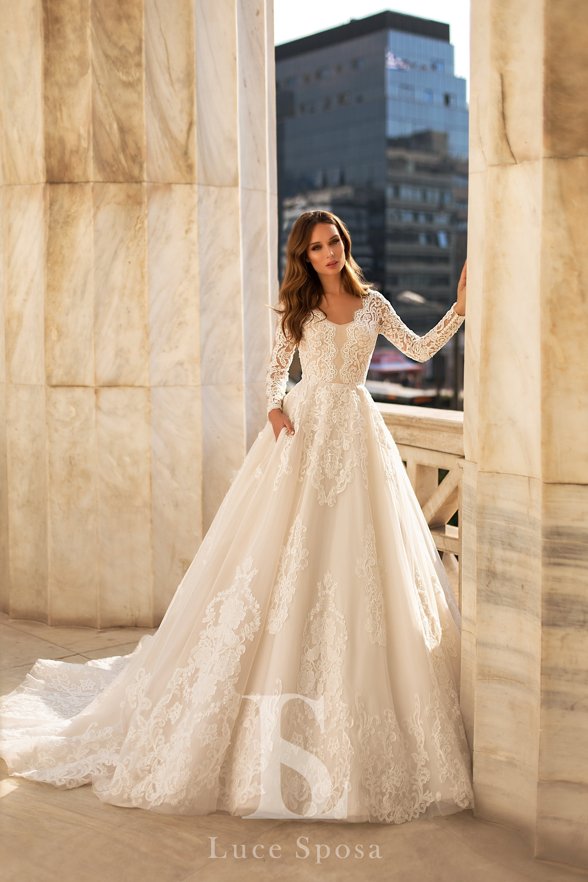 Wedding Dresses «Demetra»-1