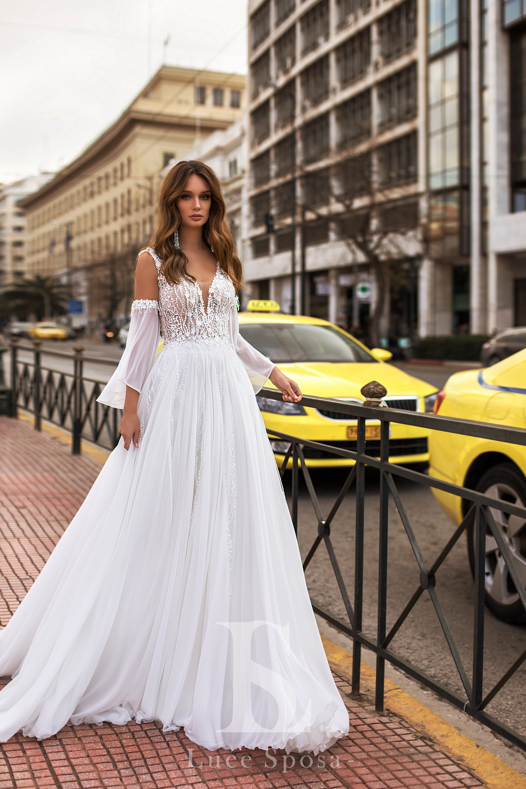 Wedding Dresses «Efimia»-1