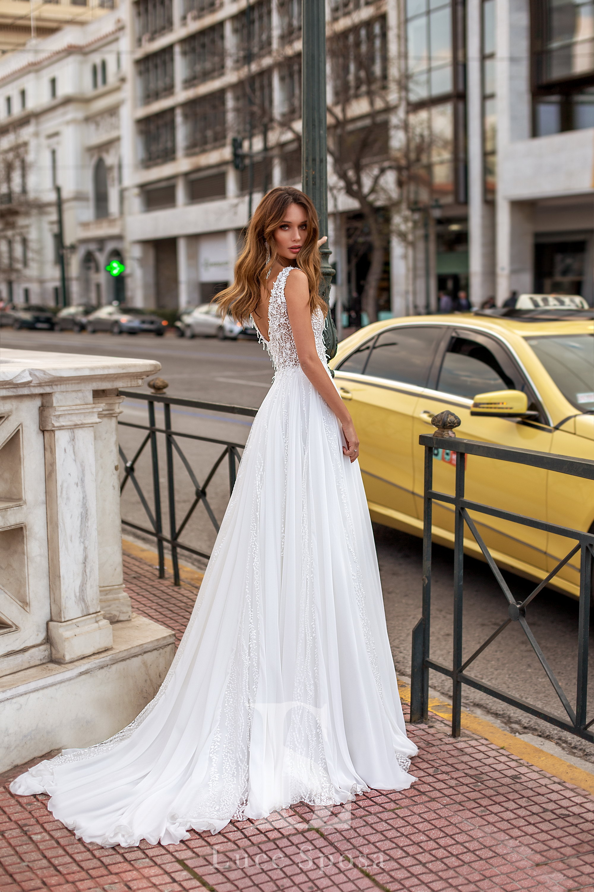 Wedding Dresses «Efimia»-3