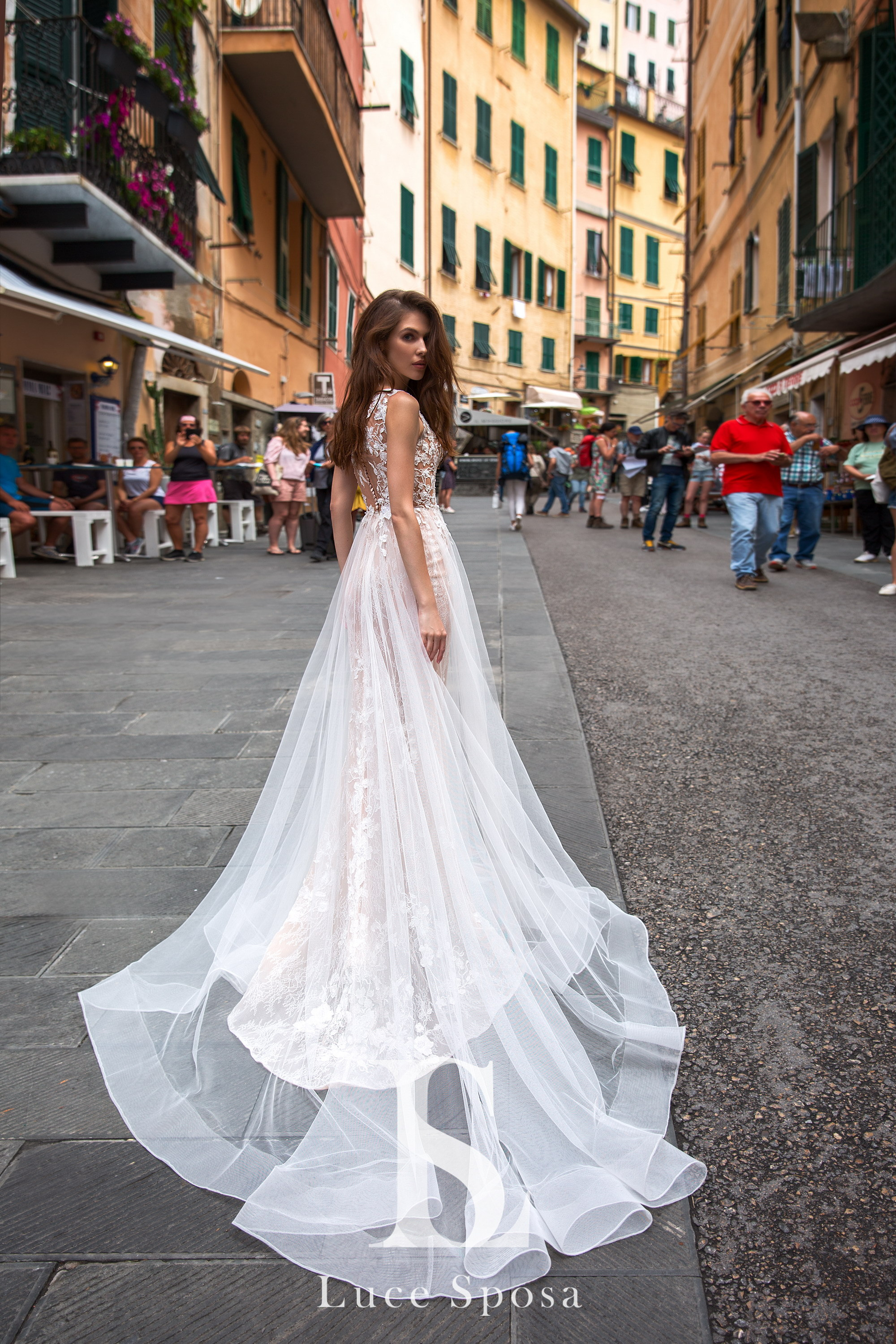 Wedding Dresses «Merion»-1