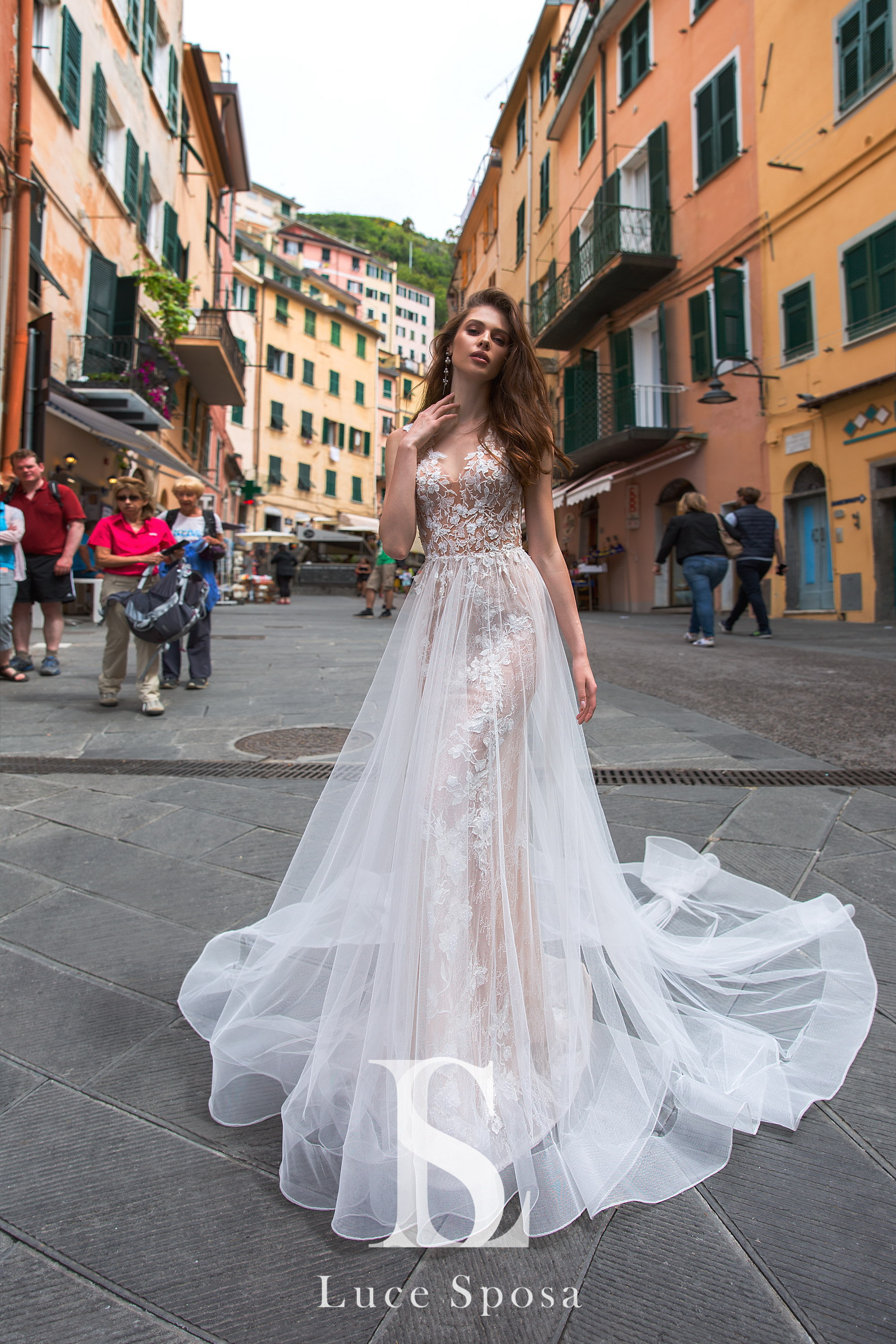 Wedding Dresses «Merion»-3
