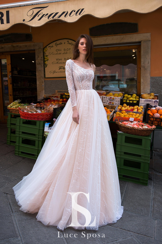 Wedding Dresses «Estel»-1