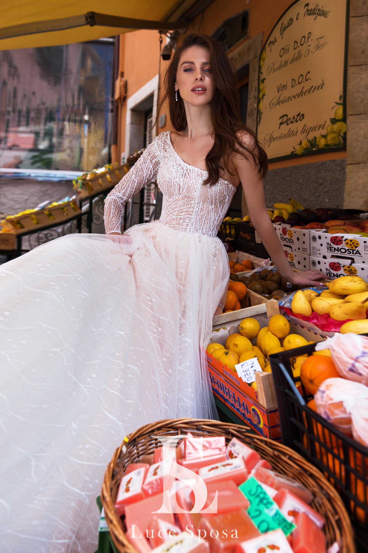 Wedding Dresses «Estel»-2