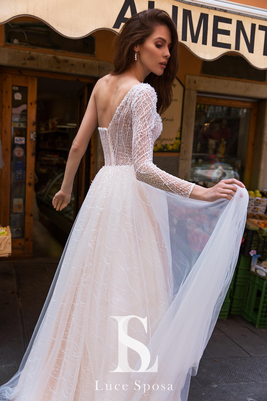 Wedding Dresses «Estel»-3