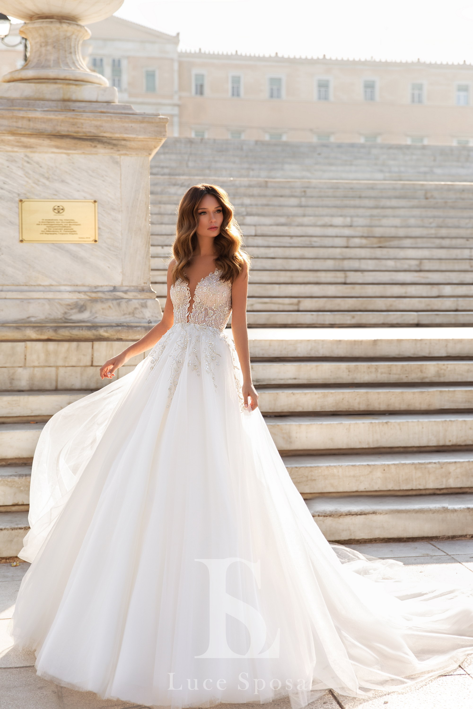 Wedding Dresses «Esmeralda»-1