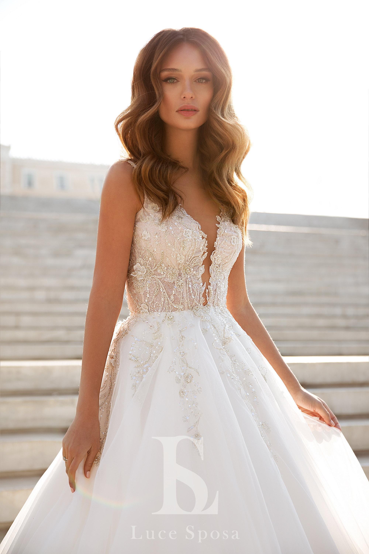 Свадебные платья оптом «Esmeralda»-2