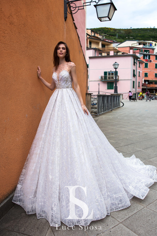 Свадебные платья оптом «Isadora»-1