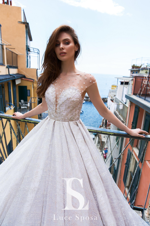 Свадебные платья оптом «Isadora»-2