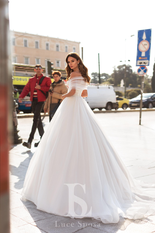 Свадебные платья оптом «Femida»-3